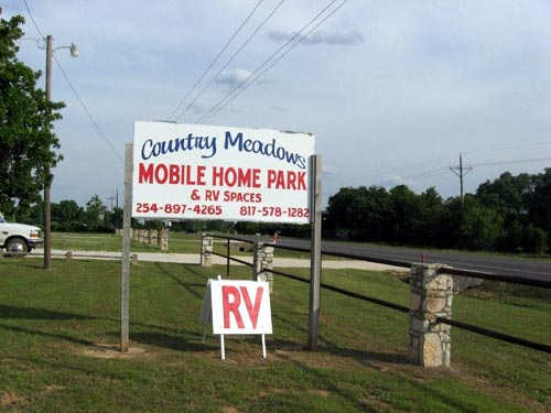 Country Meadows Mobile Home Park & RV Spaces